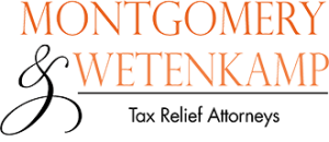 Montgomery & Wetenkamp Tax Relief Services