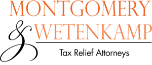 Montgomery & Wetenkamp Tax Relief Services
